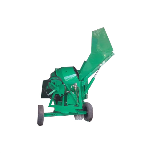 Hydraulic Hopper Mixer Machine With Load Sail