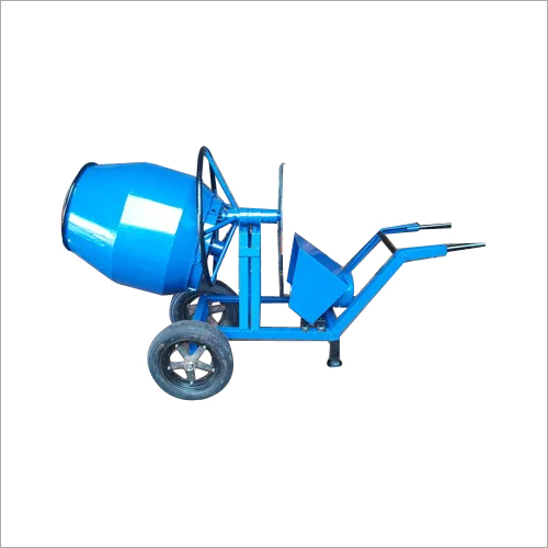 Mini Mixer & Earth Compactor