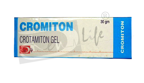 Crotamiton Cream