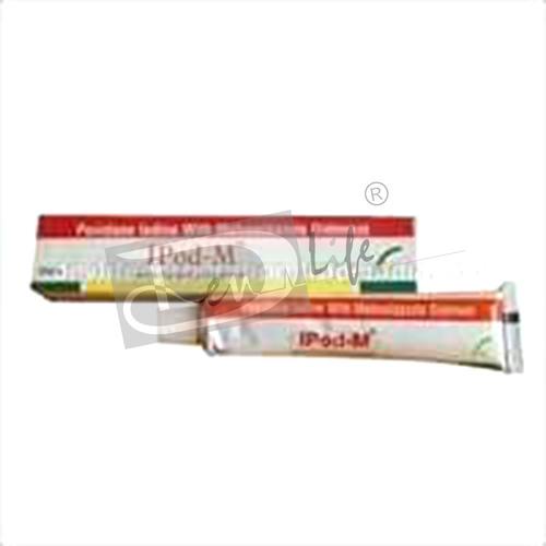 Metronidazole with Povidone Iodine Cream