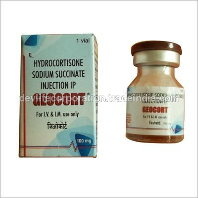Hydrocortisone Sodium Succinate for Injection