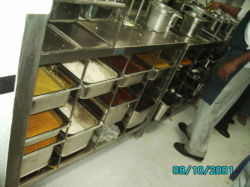 Kitchen Trolleys Racks