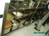 Kitchen Trolleys Racks
