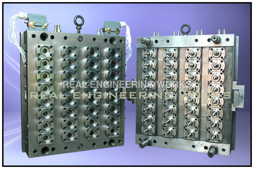 32 CAVITY PET PREFORM MOULD
