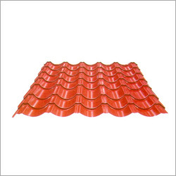 Color Coated Steel Roofing Profile Sheet