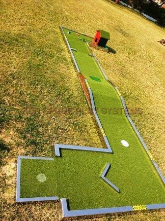 Mini Golf 9/18 Hole Course Sets