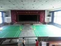 Multi-Purpose Hall,Sports Hall