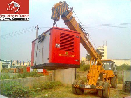 DG Generator Shifting Services