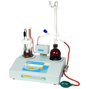 Automatic Karl Fischer Titration Apparatus