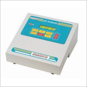 pH/mV/ºC Analyzer (Two Point Calibration)