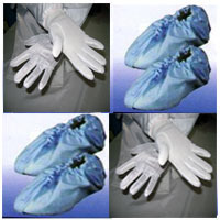 Anti Static Glove & Shoes Covers