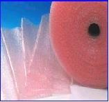 Anti Static Pink Bubble Roll