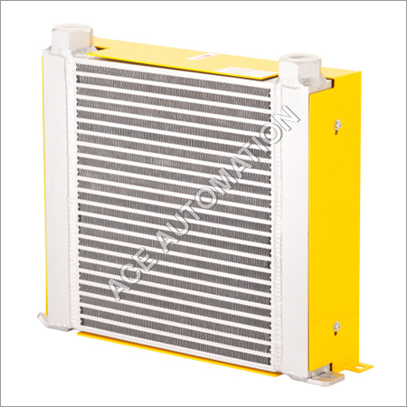Plate Fin Air Cooled Oil Coolers