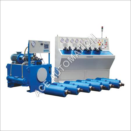 Hydraulic Paper Press