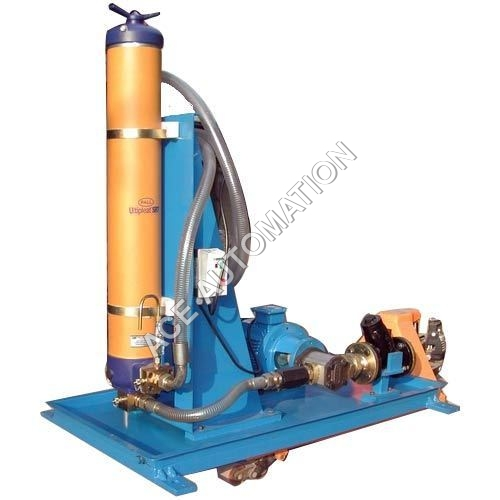 Stationary Oil Filtration Units