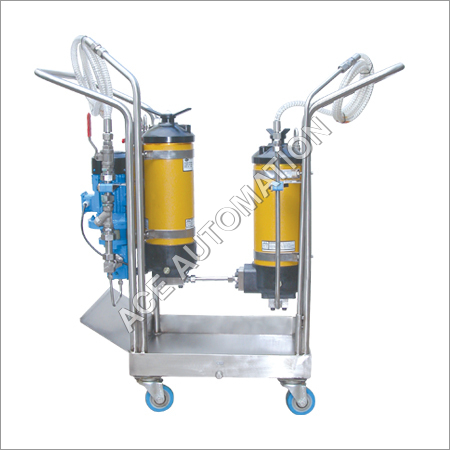 Portable Oil Filtration Unit