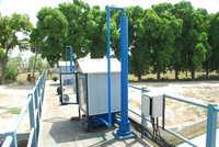 Dam Gates Hydraulic System