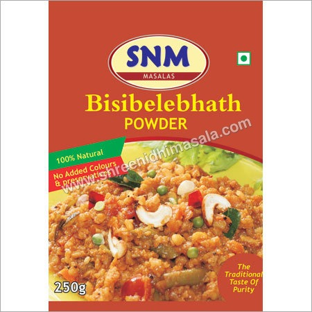 Bisibelebhath Powder