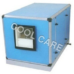 Treated Fresh Air Units & Exhaust System