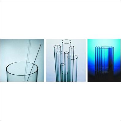 Borosilicate Plain Glass Tube