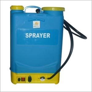 Automatic Agricultural Sprayer