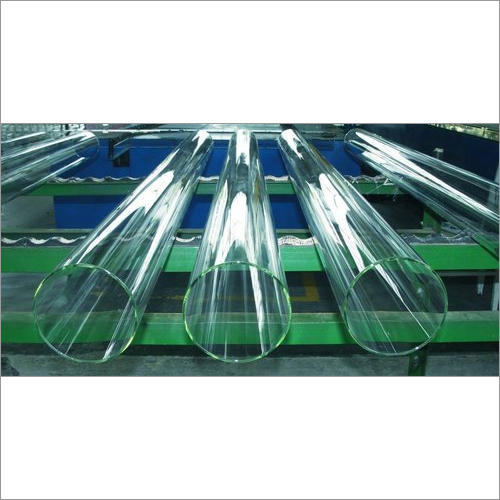 Laboratory Borosilicate Glass Tube
