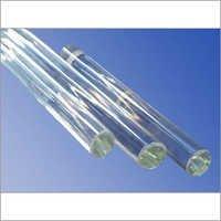 Borosilicate Glass Plum Tube