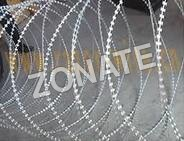 Rounded Concertina Wire