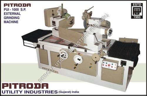 SPM External Grinding Machine