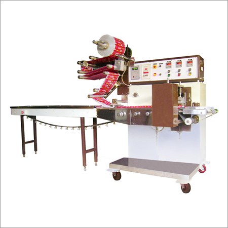 Automatic Card Packing Machine