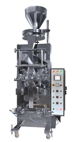 Four Corner Pouch Packing Machine (Quad Pouch)