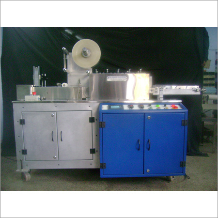 Card Packing Machine Four Side Seal