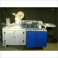 Card Packing Machine Four Side Seal (Twin Head)