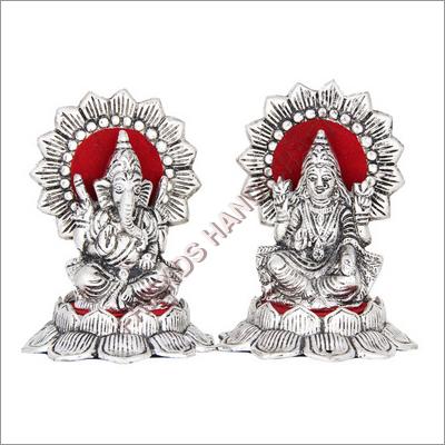 Sitting Laxmi Ganesh Ji Kamal