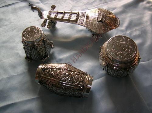 Brass Music Set