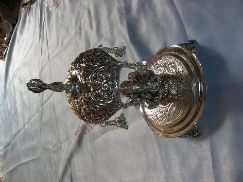Brass Chattar Ganesh Ji