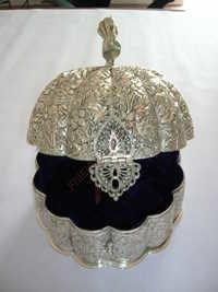 Small Brass Kharbuja