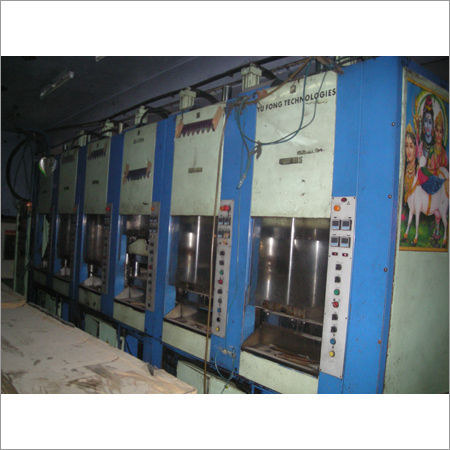 Footwear Machinery