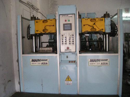 Industrial Footwear Machines