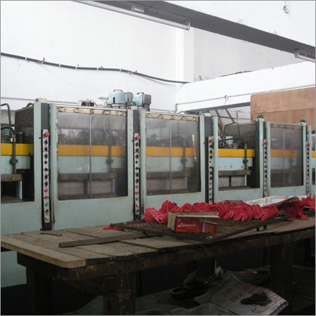 Footwear Moulds Machinery