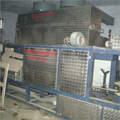 Footwear Met Spraying Machine