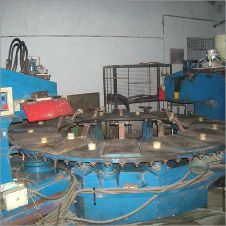 Tienkang Tpr.Pvc 3 Colour 12 Station Rotary
