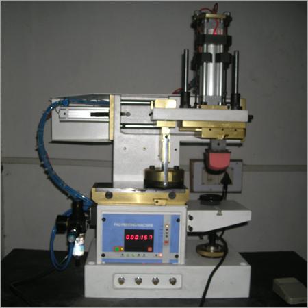 Footwear Pad Printing Machine
