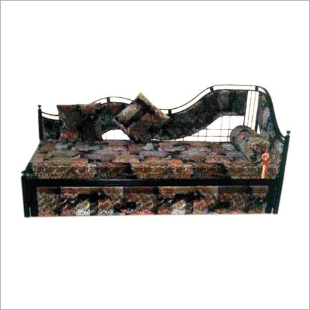 Designer Wrought Iron Sofa Cum Bed Designer Wrought Iron Sofa Cum