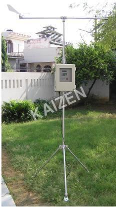 Automatic Wind Monitor