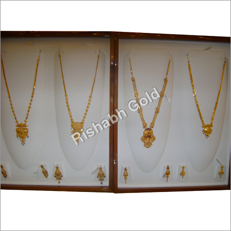 Pure Gold Jewelry Set