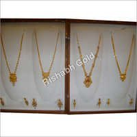 Pure Gold Jewelry Set