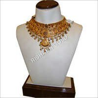 Traditional Gold Necklace