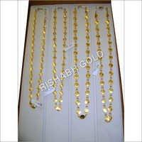 Gold Fancy Chain