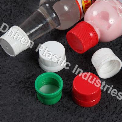 Plastic Dual Seal Cap